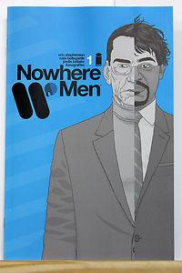 nowhere men comicspro
