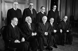 The 1973 Supreme Court