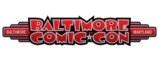 Join CBLDF for BALTIMORE COMIC-CON This Weekend!