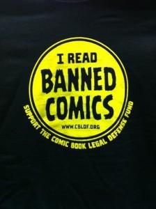 CBLDF Talks Banned Comics at Berkeley Public Library