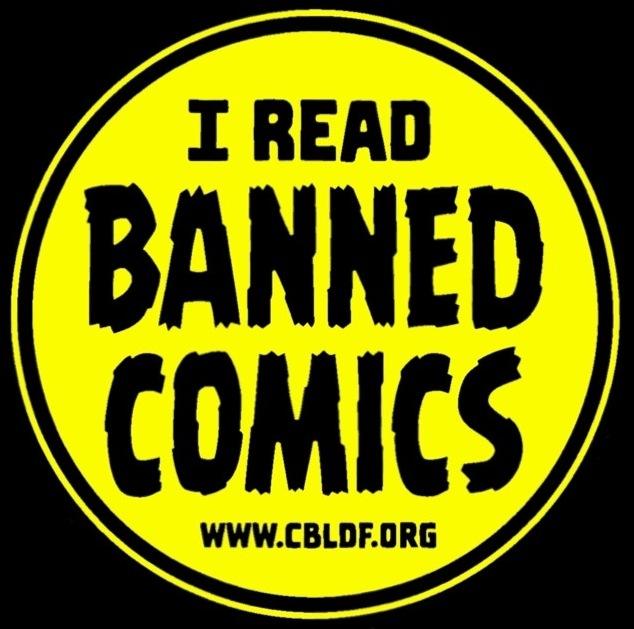 banned comics