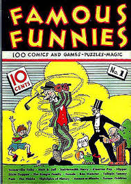famous funnies 1