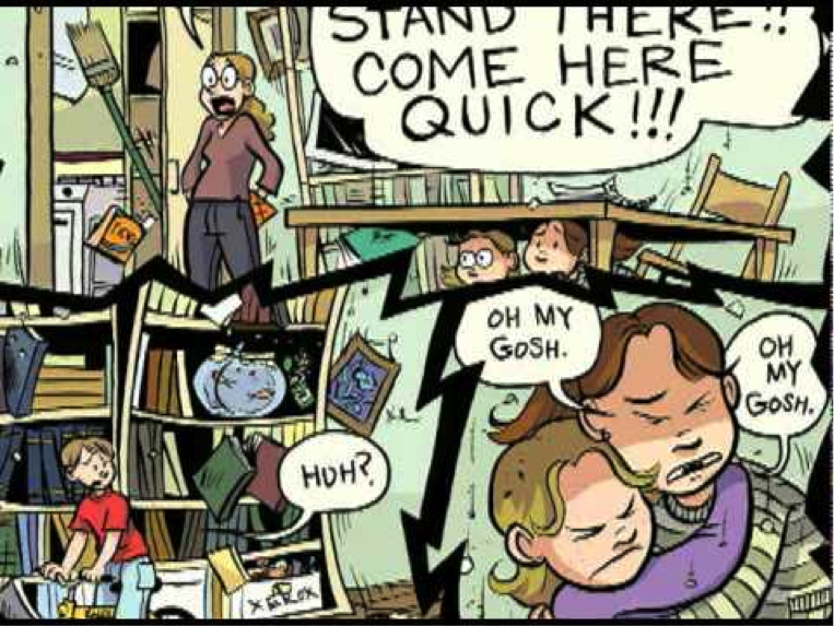 read smile comic book online free