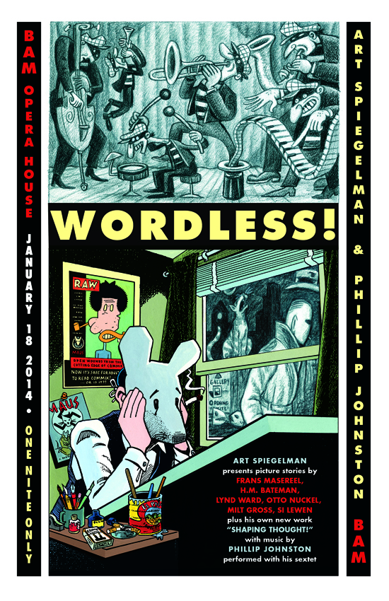 "Art Spiegelman's ""Wordless!"" is Coming to NYC"