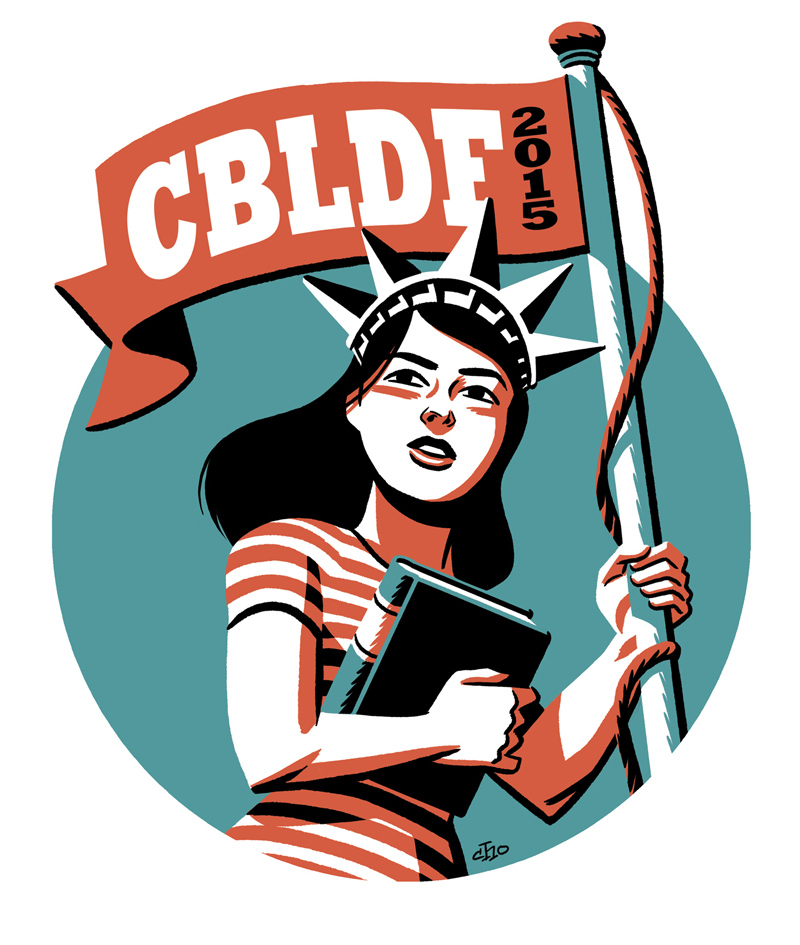 Join the Fight as a CBLDF Member in 2015!