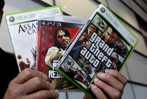 New Tax Plan Takes Aim at Violent Video Games