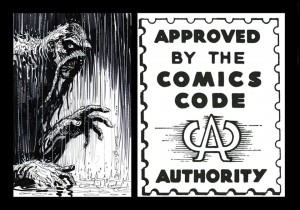 TOMORROW NIGHT: Swamp Thing and the Comics Code in Columbus