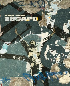 Preview Paul Pope's ESCAPO this Saturday, Portion of Proceeds to Benefit CBLDF!
