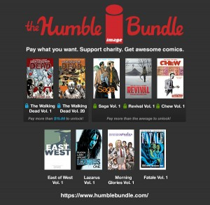 Humble Bundle Launches Pay-What-You-Want Image Comics Bundle, Portion of Proceeds to Benefit CBLDF