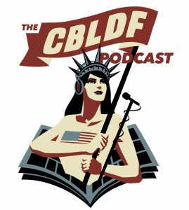 CBLDF Podcast BONUS EPISODE, featuring NEIL GAIMAN!