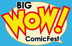 CBLDF Joins the Fans and Artists at Big Wow ComicFest This Weekend