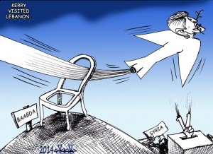 Political Cartoons for Peace