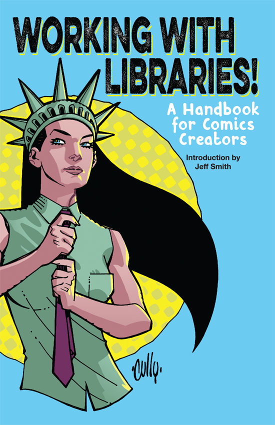 Cover of working with libraries