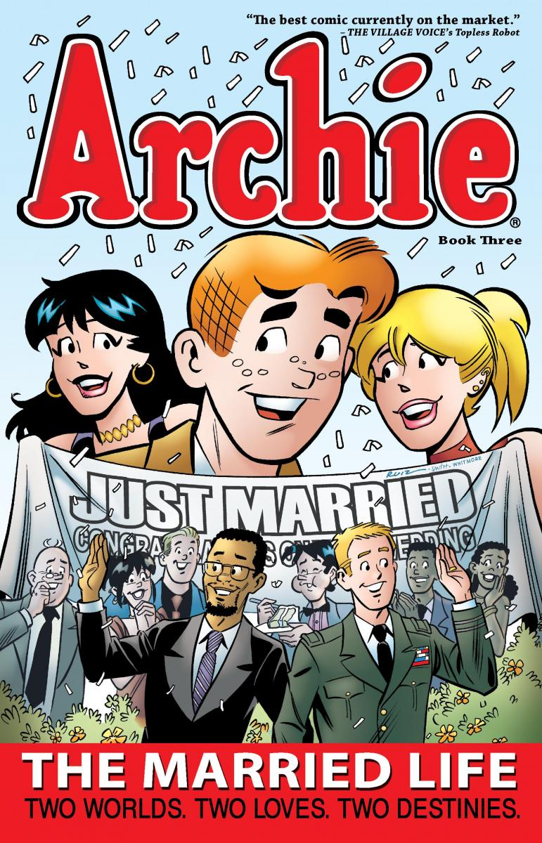 Singapore Censorship Continues With Archie: The Married Life 3