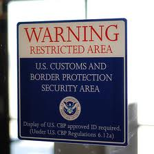 On the Border of Fourth Amendment Rights