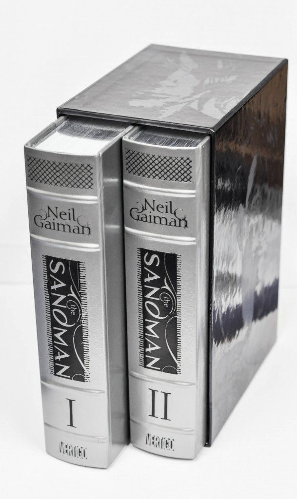 Amazing THE SANDMAN OMNIBUS SILVER EDITION Now Available from CBLDF!