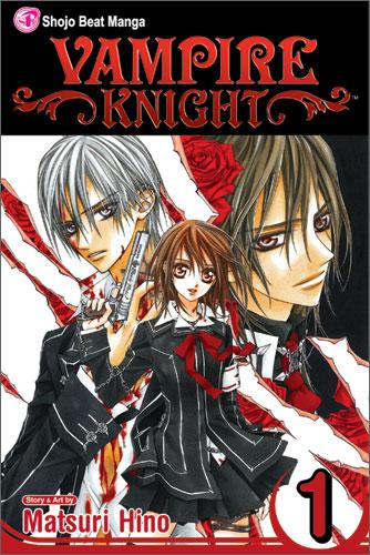 Vampire Knight v. 1