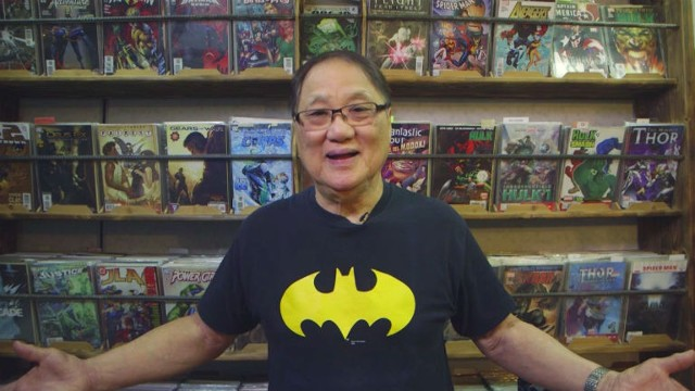 Bill Teoh: From Comics Censor to Comics Retailer
