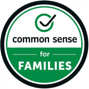 Common Sense Media Seal of Approval