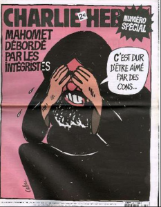 A Moment of Speech: Charlie Hebdo's Controversial Cartoons