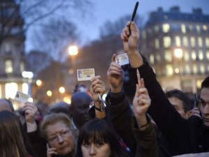 World Mourns Victims of Charlie Hebdo Attack