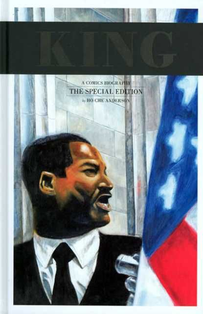 On MLK Day, Explore Civil Rights and Black History Through Graphic Novels