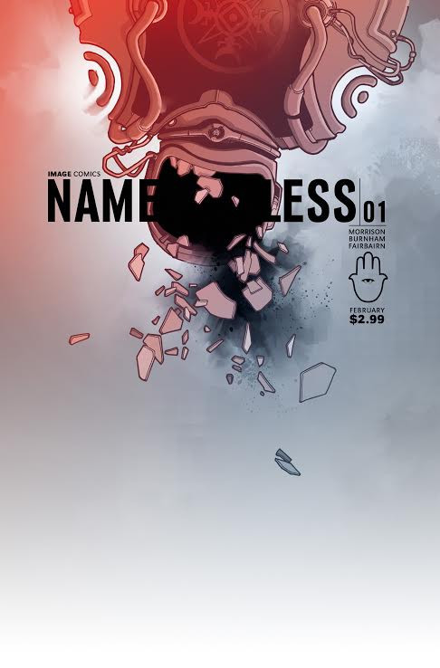 CBLDF Member Stores Premiere Nameless #1 Hickman Variant!