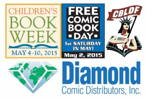 Children's Book Week: Comic Book Shops Participate Around the Country!