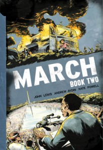 Using Graphic Novels In Education: March: Book Two