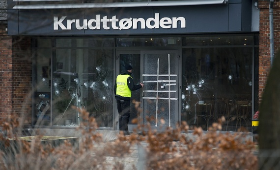 Two Killed in Copenhagen Attacks on Free Speech Panel and Synagogue