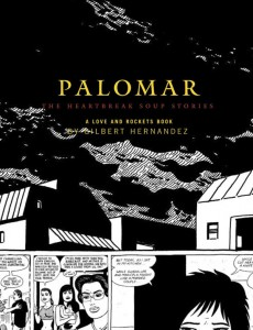 Influential Banned Comics: Palomar  by Gilbert Hernandez