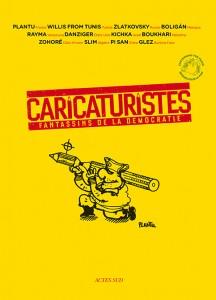 Caricaturistes-actes-sud