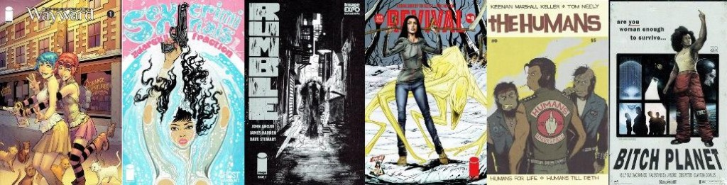 Putting Image 'First' for New Titles and Exclusives Available at CBLDF
