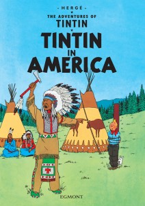 Tintin in America Removed from Winnipeg Library Pending Review