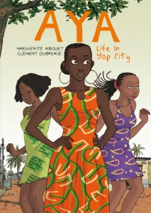 Using Graphic Novels in Education: Aya: Life in Yop City