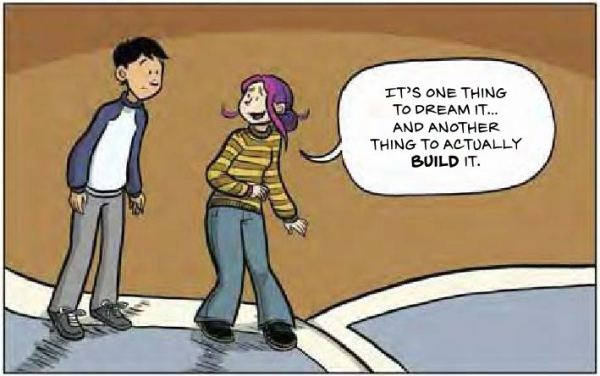 Using Graphic Novels in Education: Drama | Comic Book Legal Defense Fund