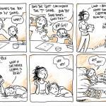 Ben Hatke Comic