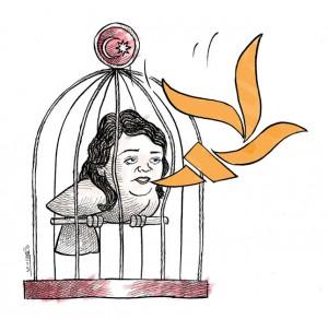 Kianoush Ramezani #FreeKhadija