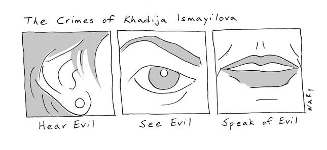 Kim Warp #FreeKhadija