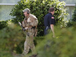 Two Gunmen Killed at Muhammad Cartoon Event in Texas