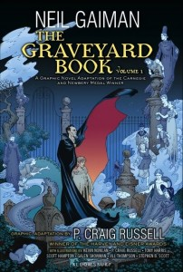Adding The Graveyard Book Graphic Novel to Your Library or Classroom Collection