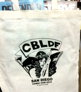 SDCC 2015: CBLDF Exclusives!