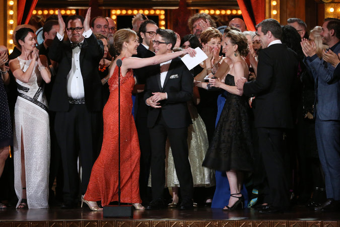 Fun Home Continues Winning Streak With Five Tony Awards