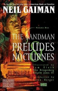 Adding The Sandman To Your Library Or Classroom Collection Comic