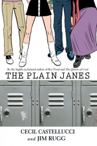 Using Graphic Novels in Education: The Plain Janes