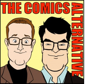 Comics Alternative Special Episode Explores Comics in Libraries