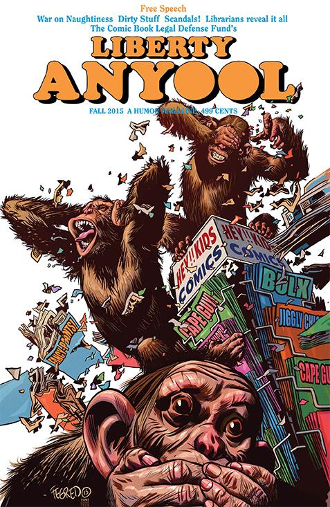 Cover B: Duncan Fegredo