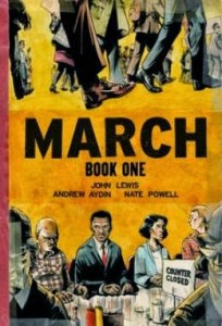 Celebrate MLK and the Civil Rights Movement with Comics