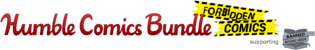 Humble Bundle Supports Banned Books Week with Comics to Benefit CBLDF!
