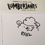 Exclusive Signed and Sketched Premiums from NYCC Now in the CBLDF Rewards Zone!